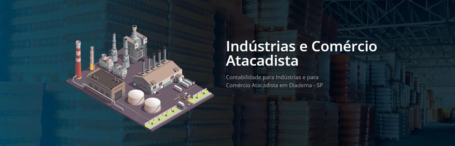 Contabilidade Industria - Escritório de Contabilidade em Diadema - SP